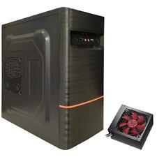 Dynamode LOCKSTOCK LM-GC05 Matx USB 3.0 Boîtier PC avec 500 W power supply installé