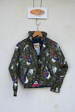 Childrens ski jacket. Grey. Age 11 to 12 years. Manbi 'Boarder'