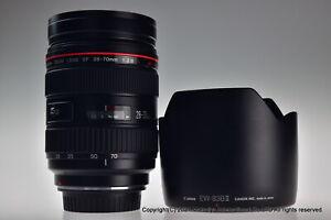 MINT Canon EF 28-70mm f/2.8L USM