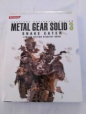 Metal Gear Solid 3 : Snake Eater™ by Dan Birlew (2004, Paperback, Limited)