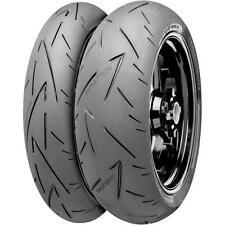 Continental 02440080000 Conti Sport Attack 2 Tire Rear 150/60ZR-17 150/60-17