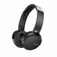 Sony MDR-XB650BT/B Black Extra Bass Bluetooth Wireless Headphones  F/S