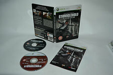STRANGLEHOLD * COLLECTOR'S STEELBOOK EDITION *  for  XBOX 360