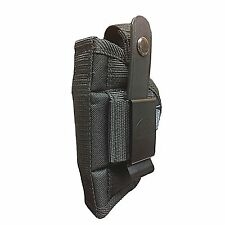 "Taurus 357 Mag Snub Nose (6 Shot)/Nylon OWB Belt Gun Holster With 2"" Barrel"