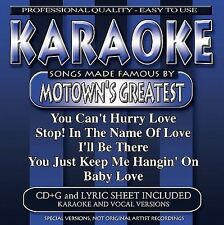 FREE US SHIP. on ANY 2 CDs! ~Used,VeryGood CD Various Artists: Karaoke: Songs Ma