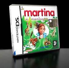 MARTINA IN MONTAGNA GIOCO NUOVO PER NINTENDO DS e 3DS IN EDIZIONE ITALIANA PG151