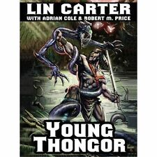 Young Thongor by Lin Carter (2012, Paperback)