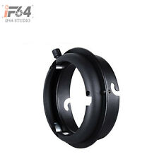Elinchrom Mount To Bowens Mount Ring Adapter for Studio Flash Strobe
