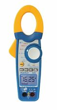 PeakTech 1625 Digital-Zangenmessgerät/Digital Clemp Meter, mit True RMS+Bargraph