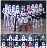 Star Wars Action Figure 3Pcs Clone Trooper set 3.75inch 501st Legion Battalion