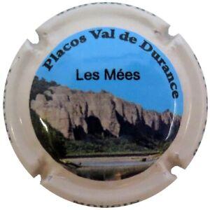 0096- CAPSULE DE CHAMPAGNE - Récoltant MOUGIN Laurent n°43c -Val de Durance 2020