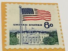 United States Stamp Canceled For Collectors 6 Cents