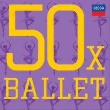 50 x Ballet, Various Artists CD | 0028947873013 | New