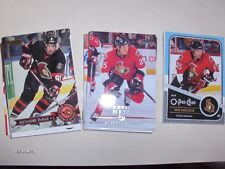 Ottawa Senators past+present,Karlsson,Speeza,Daigle,Heatley, 35 cards