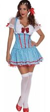 The Wizard Of Oz Dorothy Ruby Red Adult Small Secret Wishes Costume