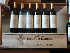 Château Gruaud Larose 2011 Grand Cru (6 Bottles OHK)
