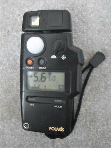 POLARIS DUAL 5 FLASH/LIGHT/SPOT METER