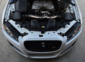 Jaguar XFR & XF 5.0 Supercharged Performance Upgrade Intake Tube Kit 2010-2014