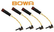 4-PC - Genuine BOWA Mercedes Benz Brake Pad Wear Indicator Sensor #211 540 17 17