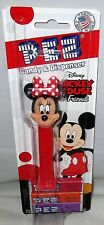 MICKEY MOUSE & FRIENDS Pez  Dispenser MINNIE ROCKS THE DOTS  [Carded]