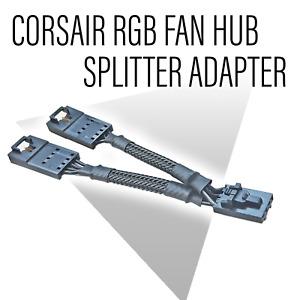 Corsair RGB Fan Hub Splitter Adapter