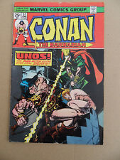Conan The Barbarian 51 . Marvel 1975 . FN - minus