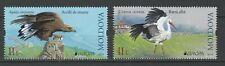 Moldova 2019 CEPT Europa Birds 2 MNH stamps