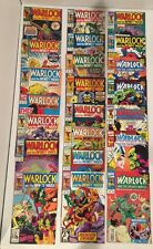 LOT OF 54 WARLOCK INFINITY WATCH #1-33+ CHRONICLES #1-8 COMPLETE SETS + MINIS