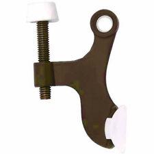 1 pc of Classic Bronze Brushed Door Hinge pin stop stopper hinges