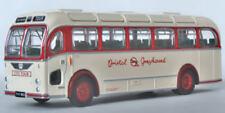 Bus miniatures en fonte