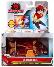 MeCard Red Launch Rail
