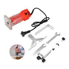 Fresatrice verticale elettrica rifilatrice Rifilatore Fresa legno Trimmer Router