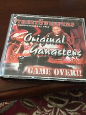 Original Gangsters Game Over Cd Promo