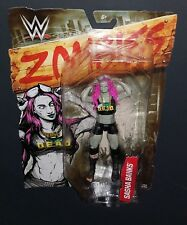 Wwe Mattel wrestling action figure Sasha Banks! Zombies Series! Read description