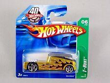 Hot Wheels QOMBEE 2008 Treasure Hunt #6 *INTERNATIONAL SHORT CARD*