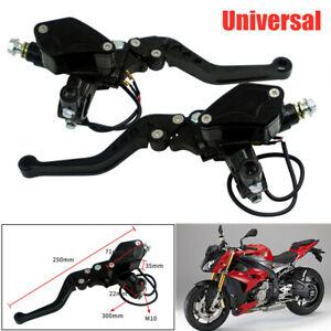"7/8"" 22mm Motorcycle Hydraulic Clutch Brake Handlebar Pump Master Cylinder Lever"