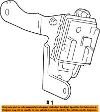 FORD OEM 01-07 F-350 Super Duty ABS Anti-lock Brakes-Modulator Valve 5C7Z2C286A