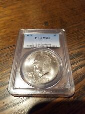 1973 Eisenhower Dollar   PCGS MS64