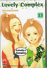 Lovely Complex 13 di Aya NAKAHARA Prima edizione Panini Comics