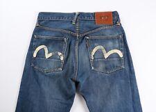 EVISU Mens Denim Jeans Size 30 fits 28 29 x 29