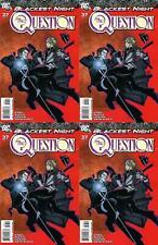 The Question #37 (1987-2010) DC Comics - 4 Comics