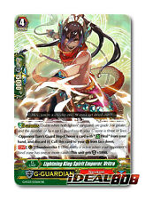 Cardfight Vanguard  x 4 Lightning King Spirit Emperor, Vritra - G-FC03/035 - RR