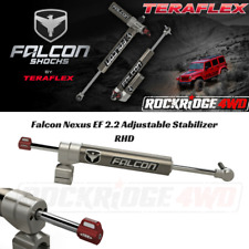 "Falcon Nexus EF 2.2 Adjustable Steering Stabilizer Jeep Wrangler JK RHD 1-3/8"" T"