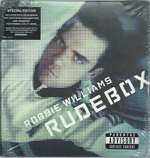 ROBBIE WILLIAMS - RUDEBOX 2006 EU SPECIAL EDITION CD/DVD FOLDOUT FACTORY SEALED
