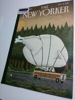 The New Yorker Magazine 12/2/2013 China's Most Polluted Cities [Near Mint issue]