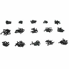 Screws 100pcs Laptop 2.5 Hard Drive Caddy HDD SSD Screws for HP Dell Lenovo Sony Toshiba Gateway IBM Acer Size: M3, Length: 3mm