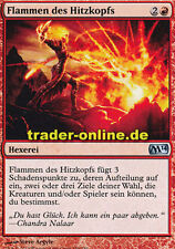 2x Flammen des Hitzkopfs (Flames of the Firebrand) Magic 2014 M14 Magic