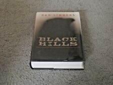 DAN SIMMONS: BLACK HILLS:  SIGNED LIMITED EDITION 15/500