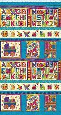 1 Panel Laurel Land by Laurel Burch Clothworks cotton quilt fabric Y1782-56M