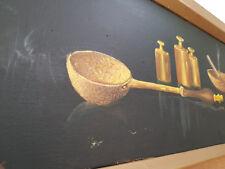 ÖlGemälde Stillleben excellente Künstlerarbeit 1975